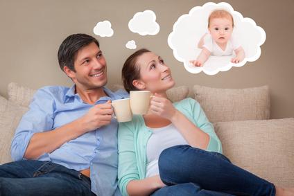 trocken nach es schwanger