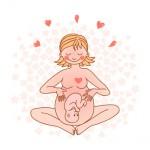 So bringst du dein Baby in die optimale Geburtslage