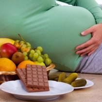 Essensgelüste in der Schwangerschaft