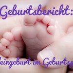 Geburtsbericht: Eine Alleingeburt im Geburtspool