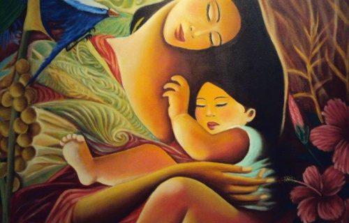 das familienbett oder warum babys nicht alleine schlafen möchten, Hause deko